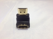HDMI to HDMI Right Angle Adapter